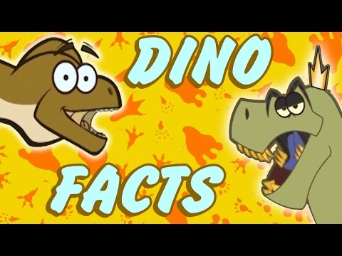 Dinosaur | Dinosaur Facts & Dinosaur Cartoons Collection for Children