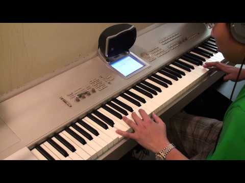 Hafiz & Adira - Ombak Rindu Piano by Ray Mak