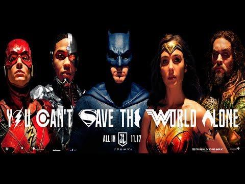 Dàn siêu anh hùng Justice League của DC chính thức hình thành - Tin Tube thumbnail