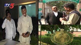 Advocate General of AP Dammalapati Srinivas Face to Face Over Amaravati Construction