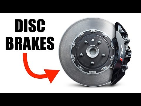 Disc Brakes - Explained