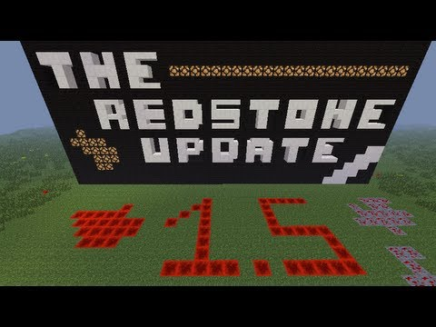 Minecraft Review 1.5 [TODO]