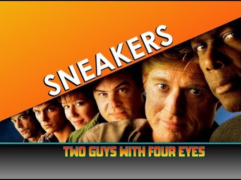 Episode 12: Sneakers | Two Guys With Four Eyes Podcast