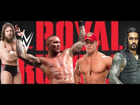 Major WWE Backstage News On Royal Rumble 2015 John Cena Randy Orton Daniel Bryan & Roman Reigns