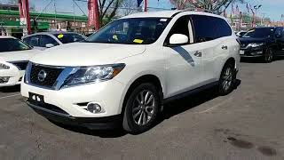 2015 Nissan Pathfinder SV Jackson Heights, Bronx, Brooklyn, Manhattan, Queens