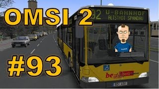 【ツ】 OMSI 2 DER OMNIBUSSIMULATOR #93 ★ Add-on 3 Generationen Gelenkbusse Teil 8/9 ★ Let's play Omsi 2