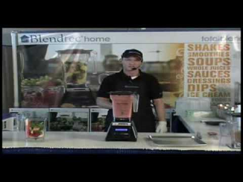 Blendtec Total Blender Demo