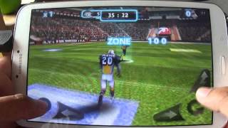 Backbreaker 2 Vengeance- Review Gameplay (Los Mejores Juegos para Android)