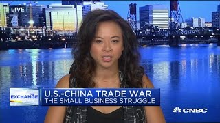 US-China trade war is causing hiring freezes, slowing investment in growth: Society Nine CEO