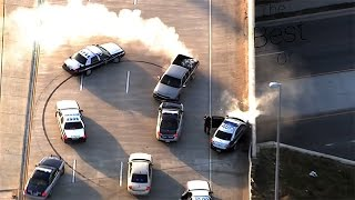TheBestOf - Police Pursuits PIT MANEUVER Compilation (BEST MOMENTS when Officers do PIT Maneuver)
