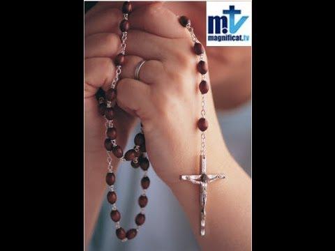 Santo rosario: Misterios Gloriosos (miércoles y domingo)