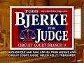 Todd Bjerke for Circuit Court Judge, Branch 3