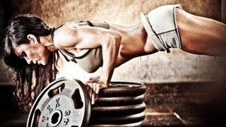 Female Bodybuilding and Fitness Motivation 3!