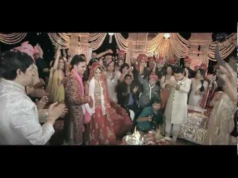 Sindhi Wedding  Bhavna & Nicky | From Dubai - Spain To Hyderabad - India. video