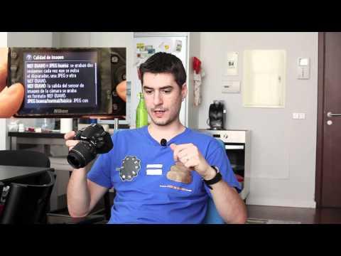 Nikon D3200 review en Espa