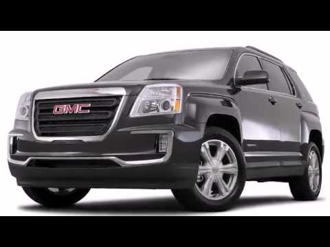 2016 GMC Terrain Video