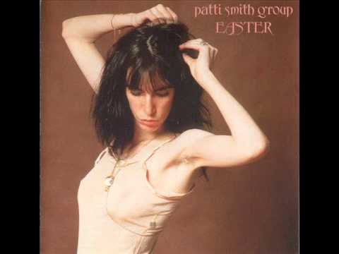 PATTI SMITH (easter)
