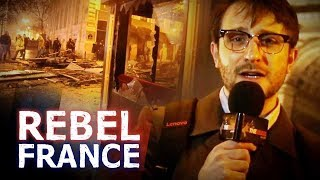 """PROOF: Far Left Looters Rioted in Paris, not """"Yellow Vests"""" 