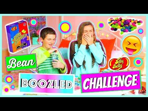 Fashionistalove22 Vlog BEAN BOOZLED CHALLENGE FAIL