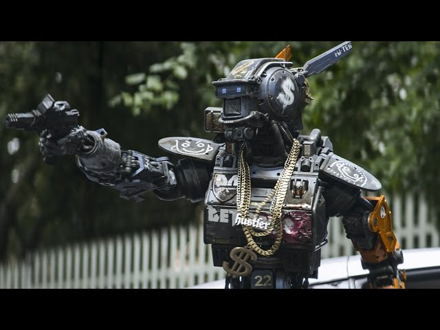 How Robocop Influenced Chappie