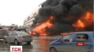 """Зростає кількість жертв пожежі в казанському ТЦ """"Адмірал"""" - (видео)"""