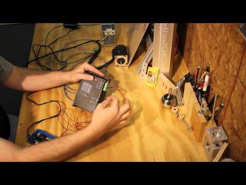 Homemade DIY CNC Series - Wiring Setup - Neo7CNC.com
