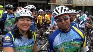 2015 City of Houston Cycling Team: Journey to the BP MS150