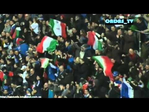 Italia 2-2 Brasile (Amichevole) gol di Balotelli 21-3-2013