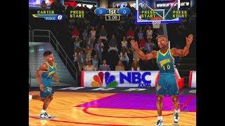 NBA Showtime: NBA on NBC N64 Multiplayer W/ Lil Pro