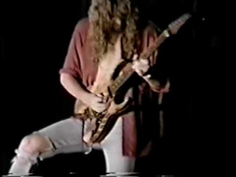 Reb Beach (Winger) Guitar Solo