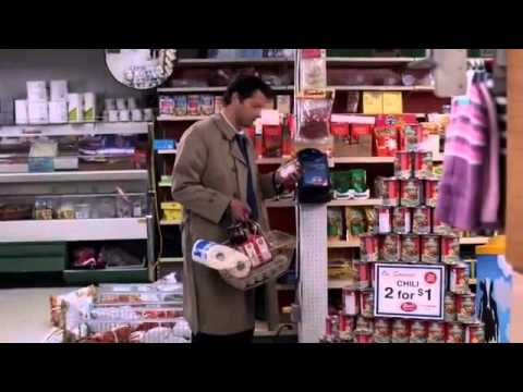 [SUPERNATURAL] Cas goes shopping for Dean
