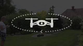 RYZE Tello - Letové funkce dronu TELLO