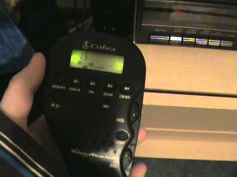 cobra 75WXST cb radio review