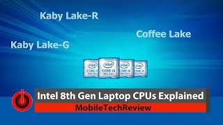 5 Minutes on Tech: Intel 8th Gen Laptop CPUs Explained