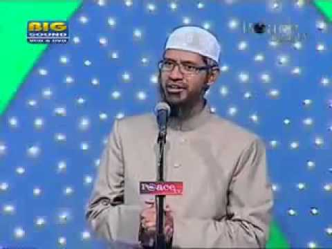 Another Hindu Sister Accepted Islam In Urdu Programme Of Dr. Zakir Naik video