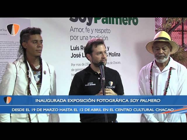 """Exposición en La Caja del CCCH """"SOY PALMERO"""", amor, fe y respeto por una tradición"""
