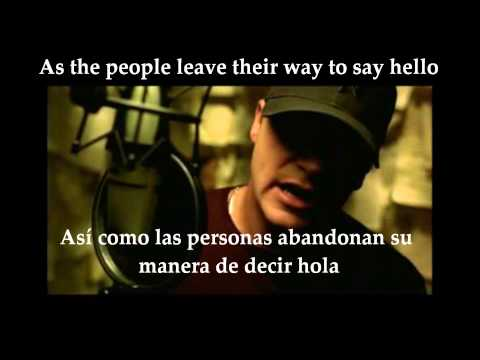 3 Doors Down - Here Without You   Subtitulada (ingles espaÑol) video