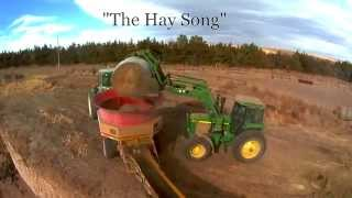 Hay Grinding and Feeding