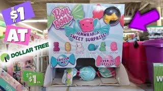 $1 SQUiSHiES + SLiME AT DOLLAR TREE! NEW!