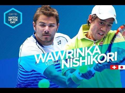 AO Analyst: Wawrinka v Nishikori (QF) - Australian Open 2015