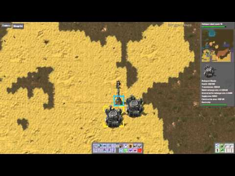 Let's Play Factorio 5.036: Logistic Petroleum Gas and Lubricant