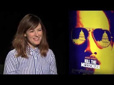 "Rosemary DeWitt Interview for ""Kill the Messenger"""