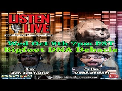 Does the Sasquatch Genome Project have Bogus DNA? - SLP#30