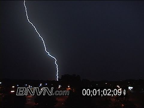 9/6/2005 Vivid Lightning over Minneapolis, Minnesota