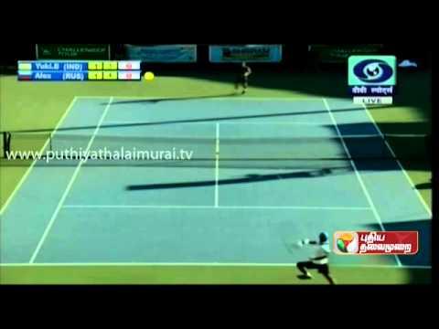 Yuki Bhambri became Champion in ATP Challenger tennis tournament