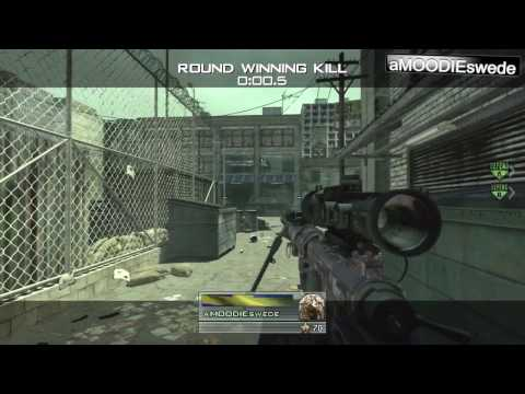 MW2: S&D Montage - 'Voices' by aMOODIEswede & Zerkaa Video