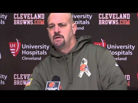 Browns' Mike Pettine stays with Brian Hoyer over Johnny Manziel this week