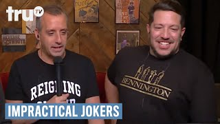 Impractical Jokers - No Disrespect, We Good? (Deleted Scene) | truTV