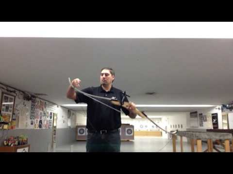 Recurve bow assembly
