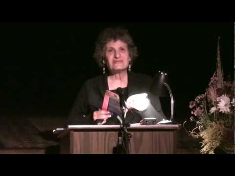 An Evening with Poet Susan Eisenberg in Lansing, Michigan February 1, 2012